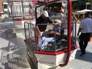 media-rolstoelgondel