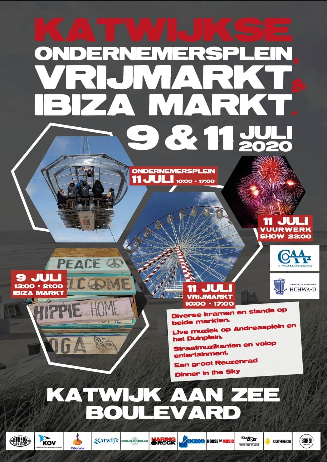 Haringrock Katwijk 2020