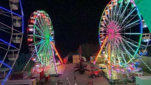 RL33 Ferris Wheels