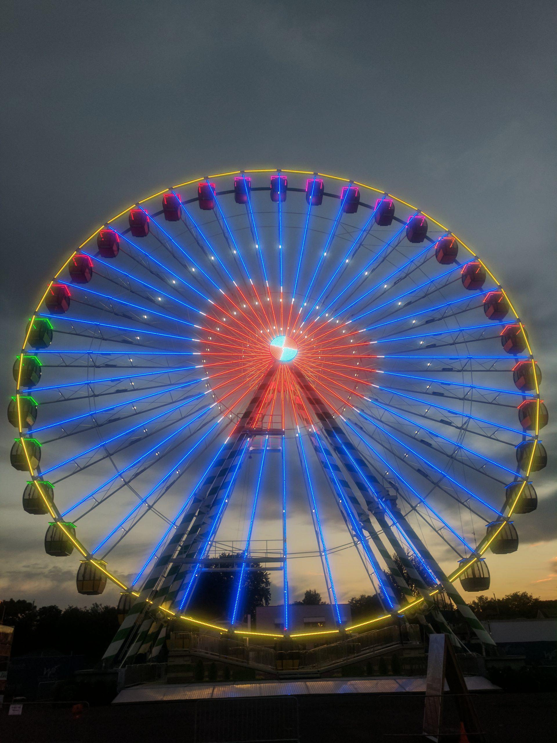 RL46-Lamberink Ferris Wheel